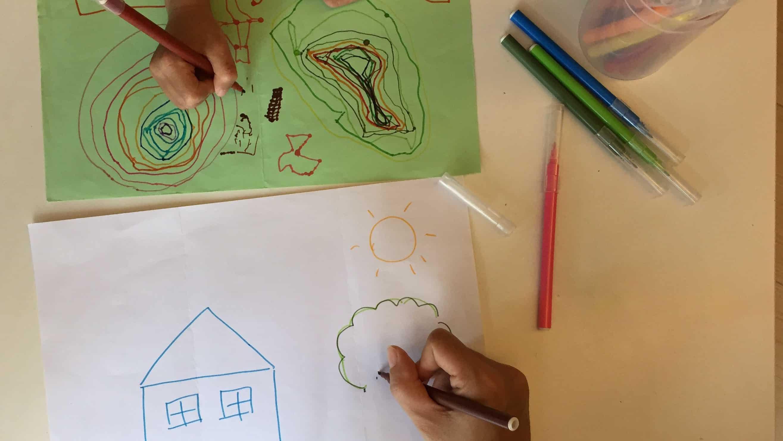 父母跟孩子做點他們想做的事,會得到真正的休息,感受到最單純的快樂。