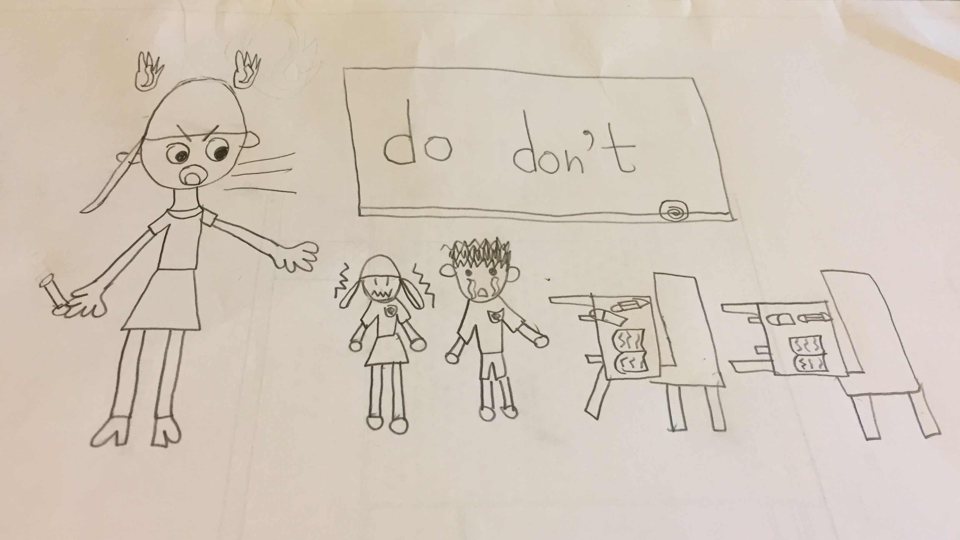 老師只會嚴加責罰,會令學生失去學習興趣