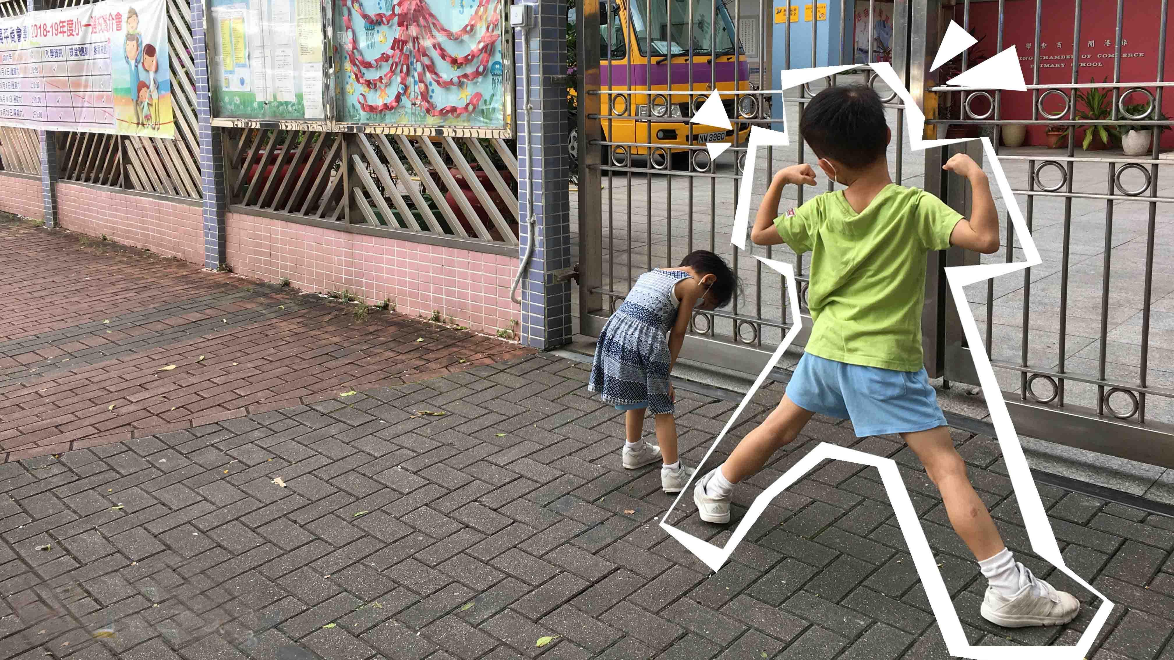 為兩個孩子選校,要先觀察他們愛好性格