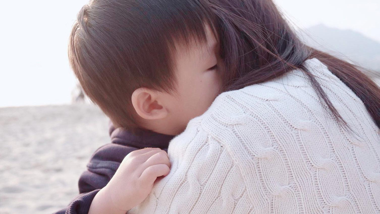理解孩子的傷心
