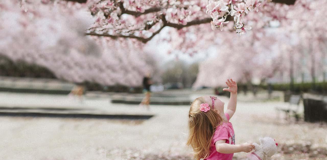 孩子眼中的世界特別純淨