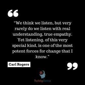 Carl Rogers - 聆聽孩子